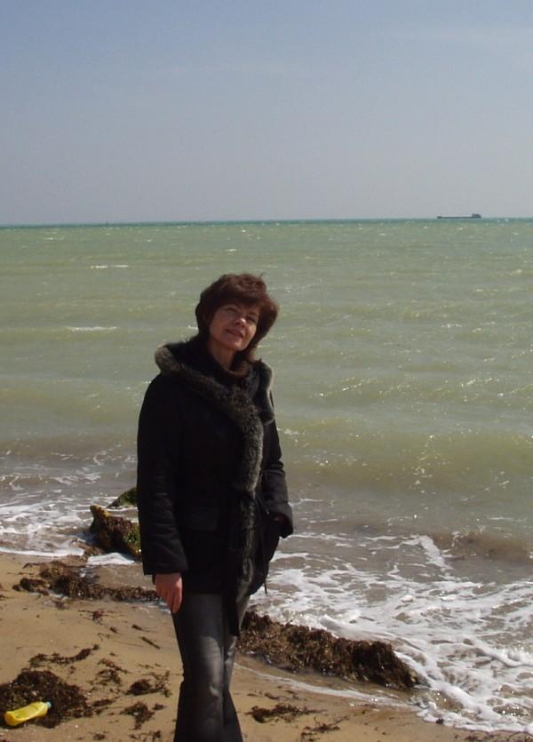 Ирина Каменская